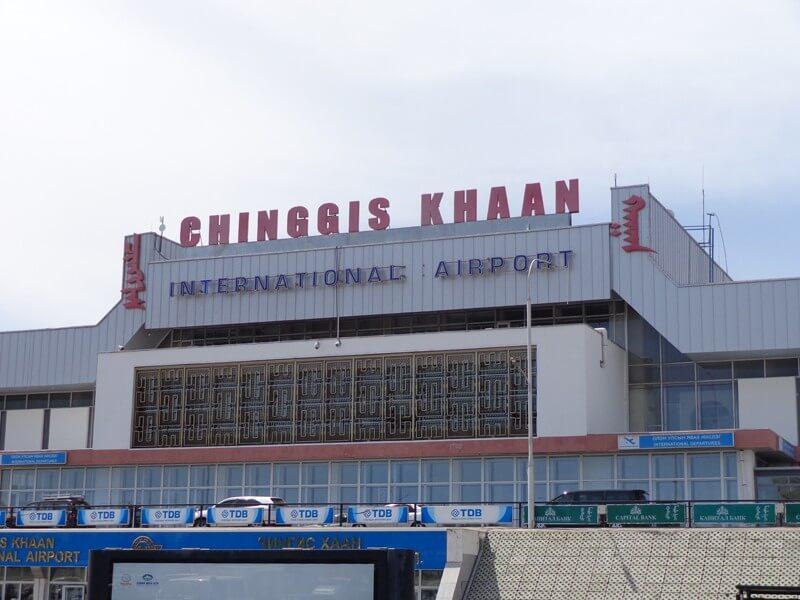 Departure Mongolia