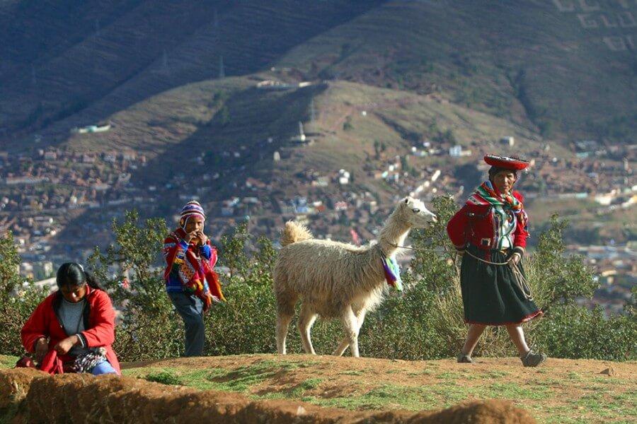 Family Trip in Peru