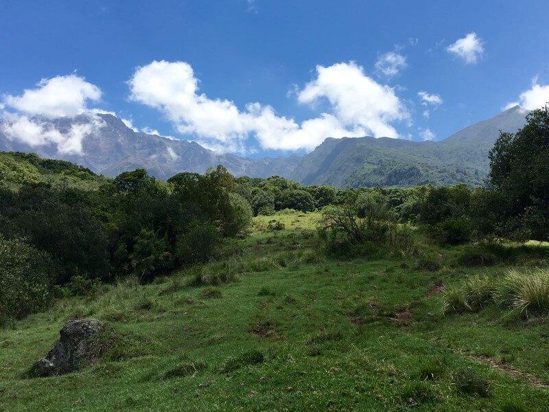 Kibo Hut - Uhuru Peak - Hor