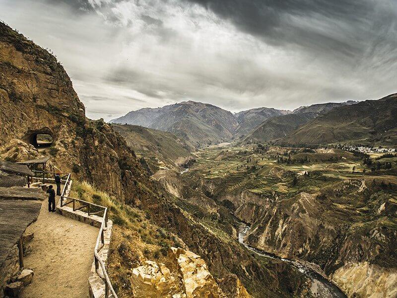 Colca Canyon Valley Tour