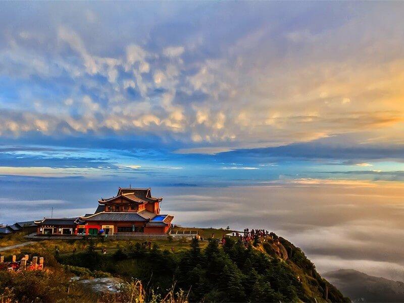 Mt. Emei–Chengdu