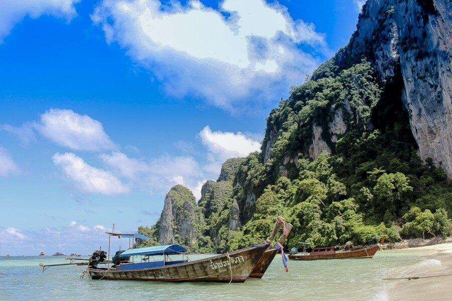 Bangkok to Beach (Phi Phi) - 10 Days
