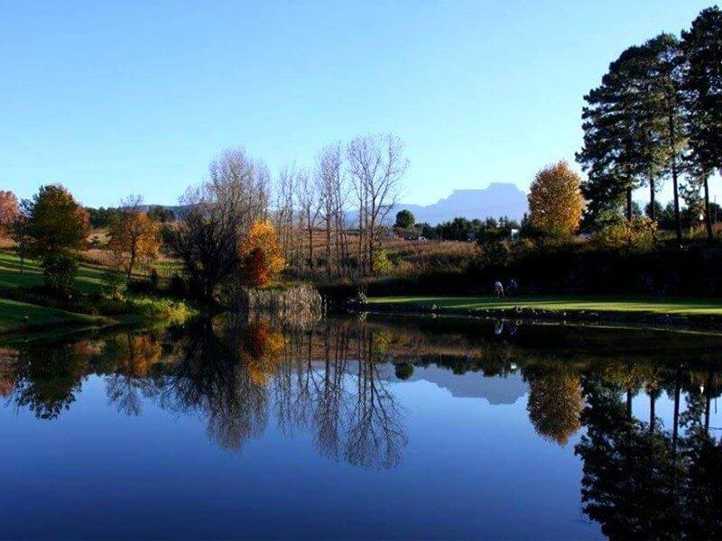 Drakensberg - Golf