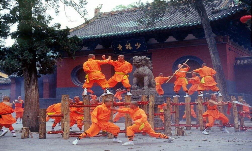 8 Days Kungfu Tour