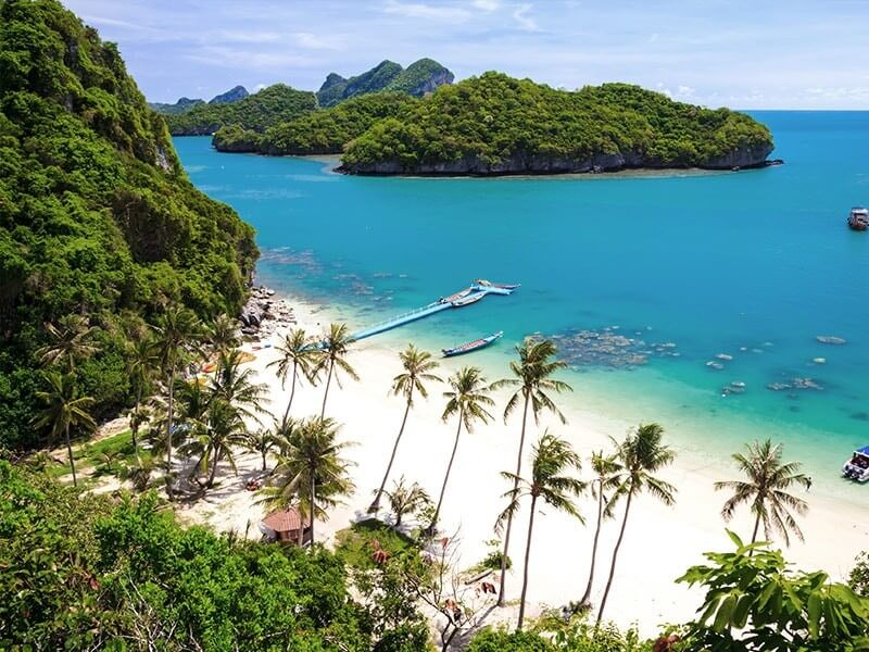15 Days 14 Nights Thailand Experience Package