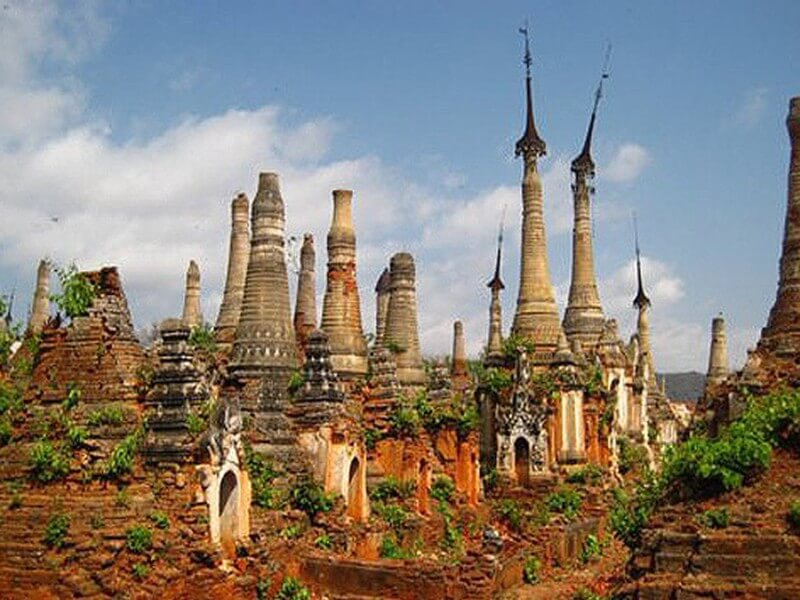 Mysterious Myanmar 13 Days / 12 Nights