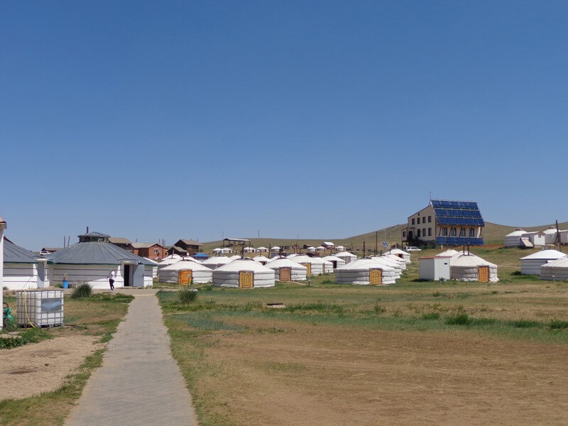 Mongolia Adventure Tour-The Land of  the Eternal Blue Sky!!
