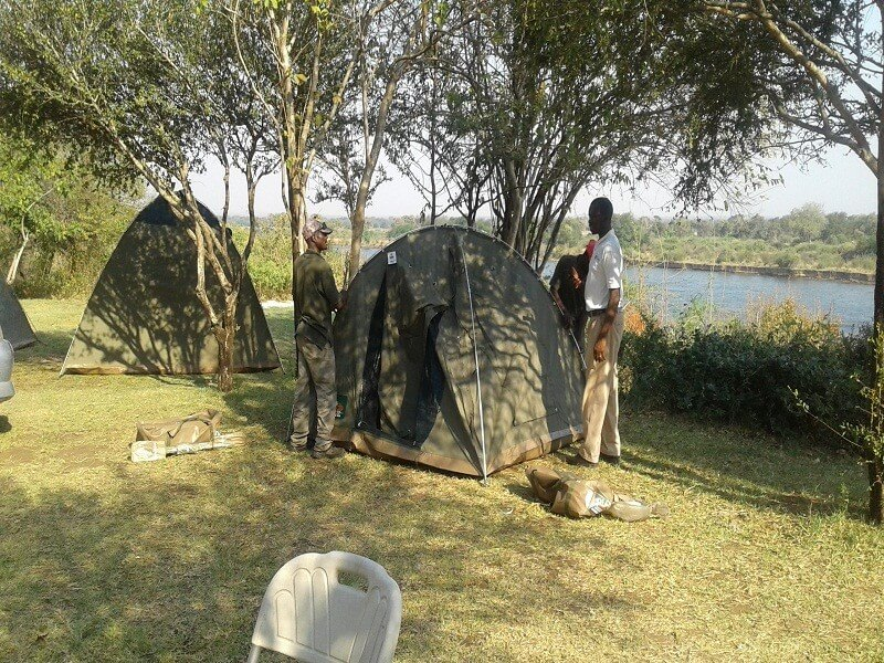 5 Days Livingstone, Zambia and Chobe National  Park, Botswana