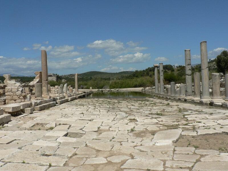 Lycian Way (Eastern Lycia)