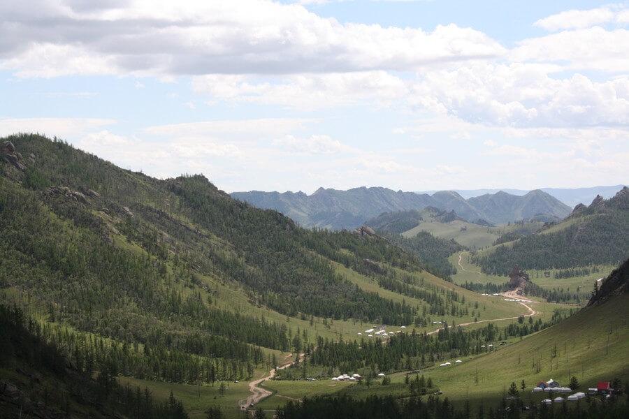 Ulaanbaatar-Genghis Khaan