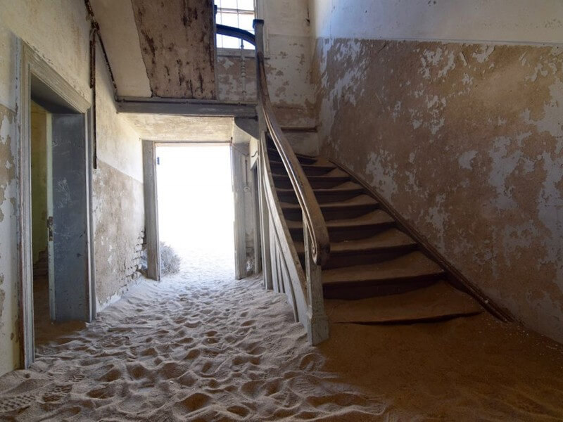 Luderitz and Kolmanskop