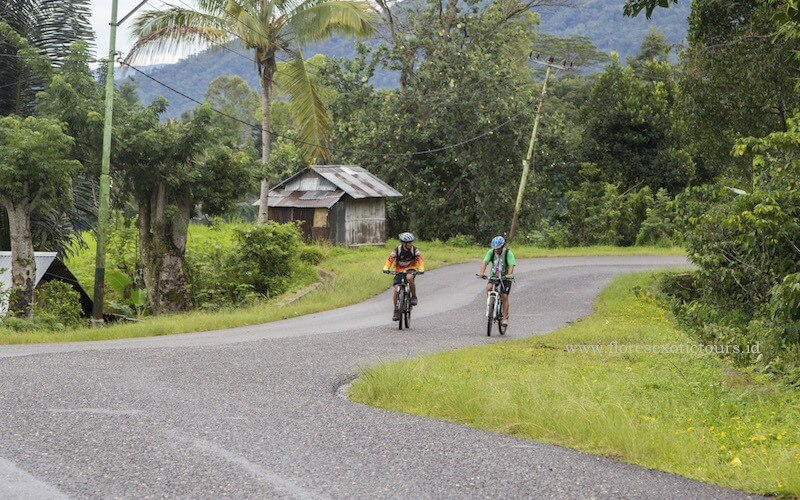 Flores Cycling & Komodo Trekking Tours