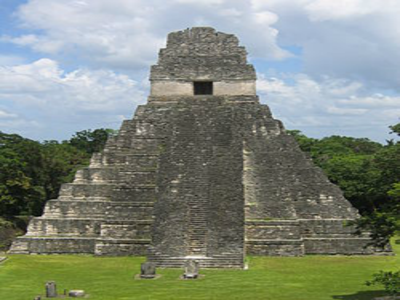 Guatemala - Flores - Tikal