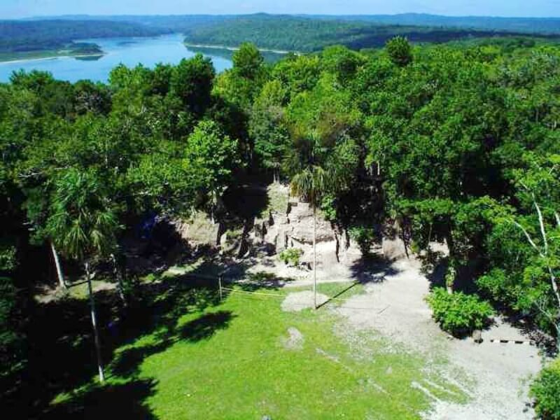 Birding at Mayan Lowlands
