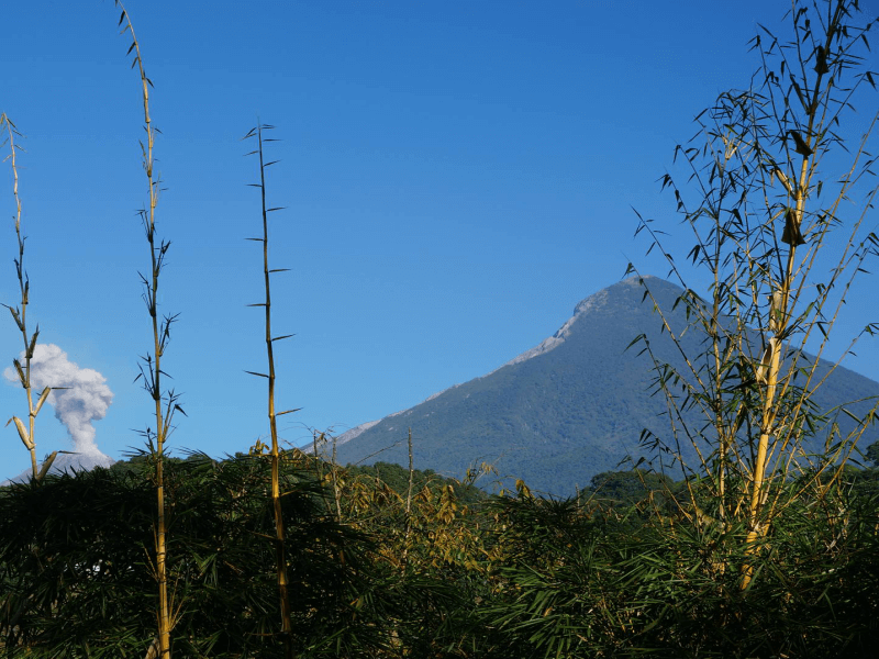 Panajachel - Las Nubes