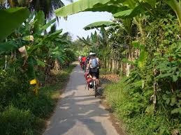 CYCLING MEKONG DELTA 4 DAYS