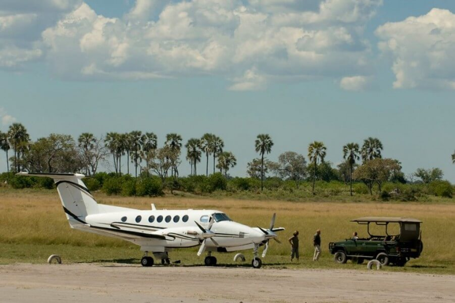 MASAI MARA & AMBOSELI by air - 6 days