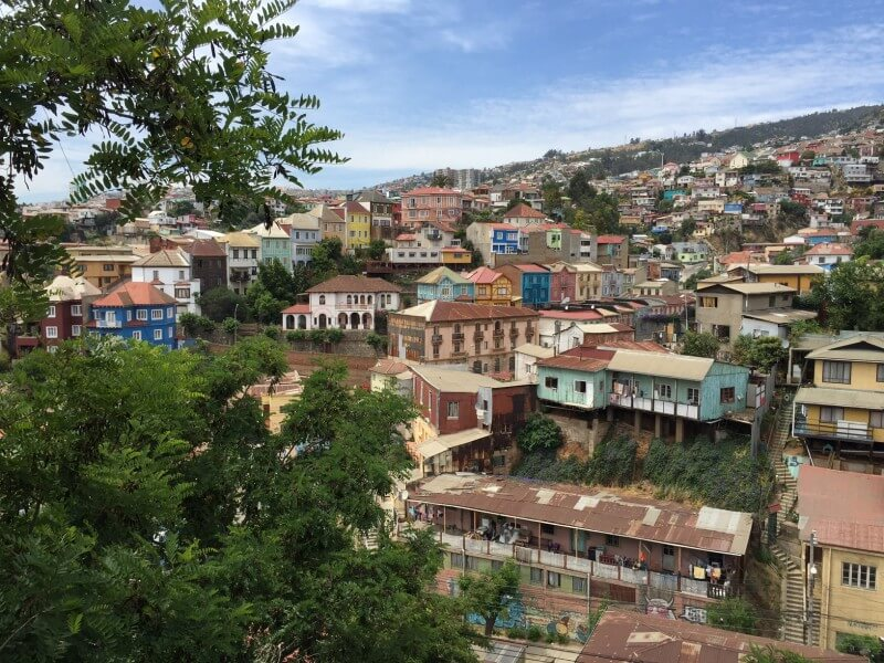 6 DAYS AROUND SANTIAGO & VALPARAISO