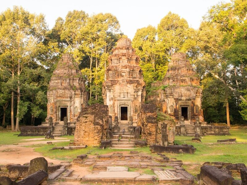Traditional Khmer & Culture, 6days