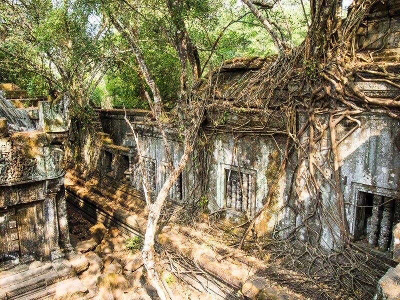 Beyon Angkor/ Koh Ker-Boueng