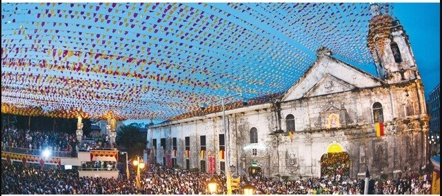 7 Days 6 Nights Manila-Bohol-Cebu