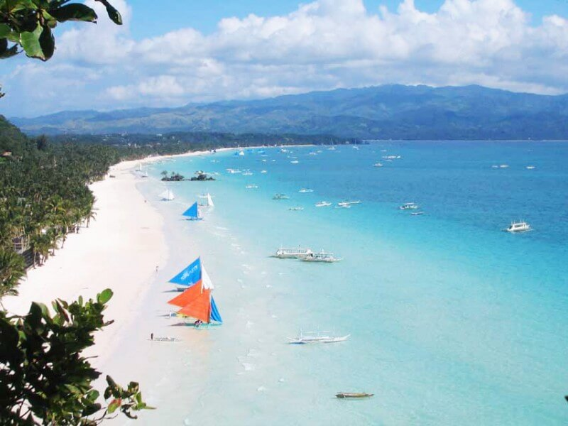 8 Days 7 Nights Cebu Boracay