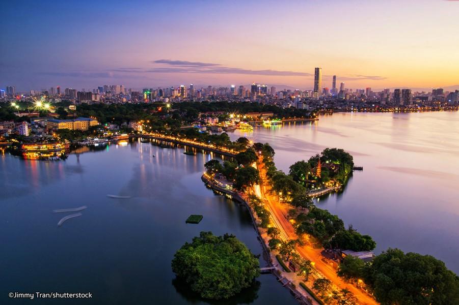 Hanoi - Halong - Ninh Binh 5D4N Package 2