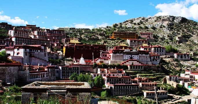 9 Days Lhasa Ganden To Samye Treking