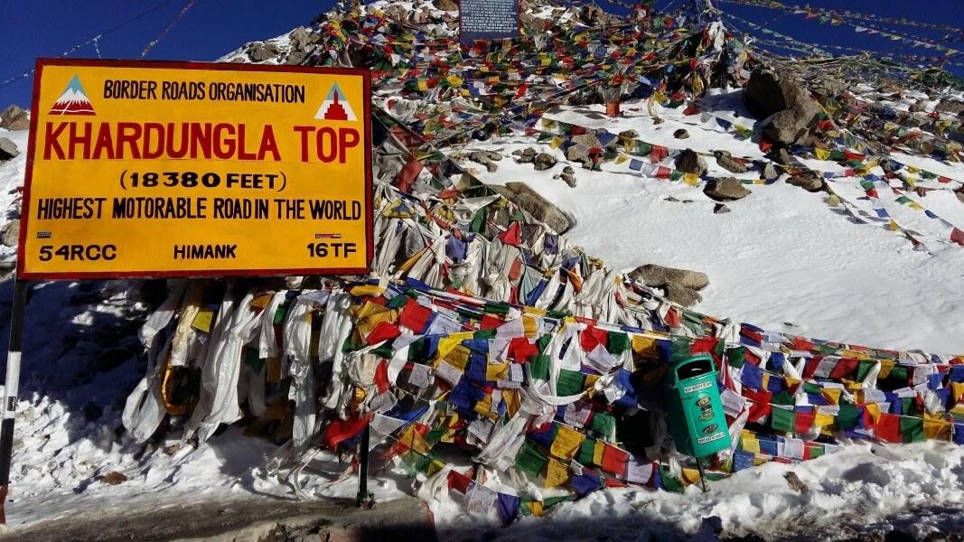 Ladakh at a glance 04 Nights/05 Days