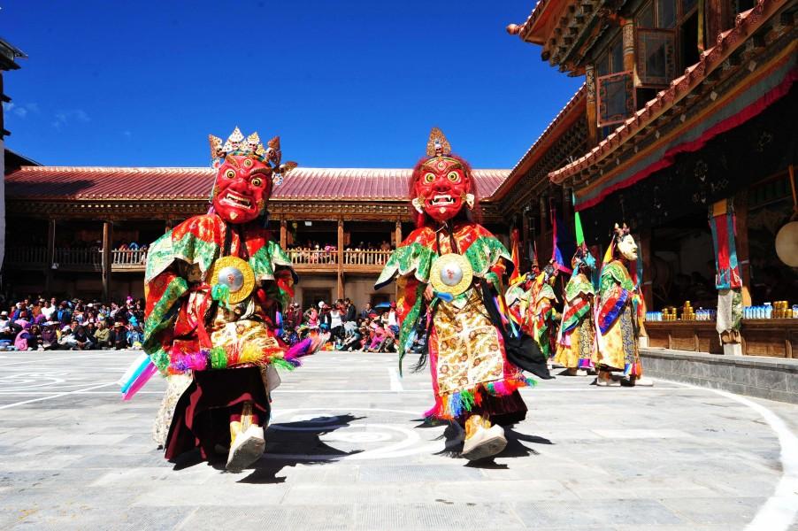 Masked Dance Festival