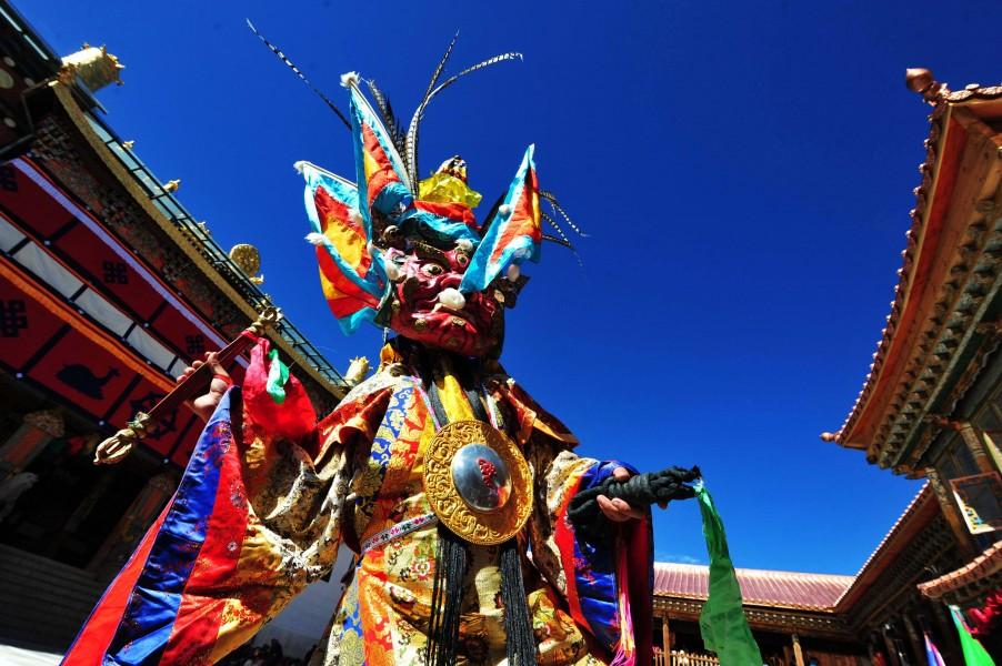 Dege Masked Dance Festival (16 days)