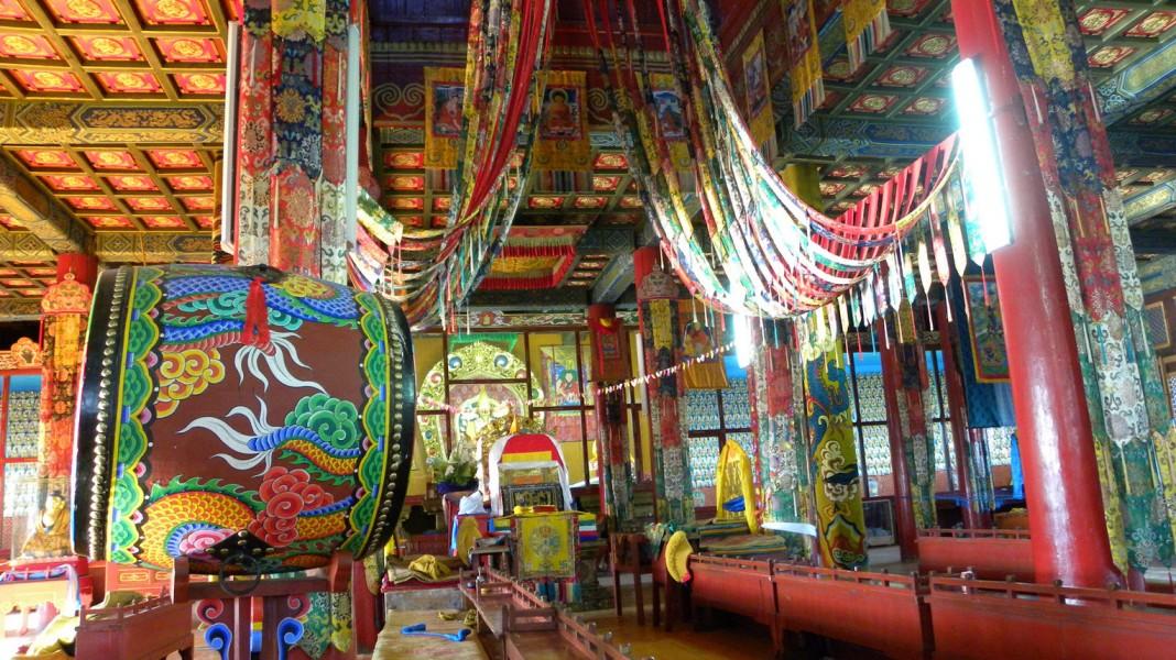 UB-Amarbayasgalant Temple