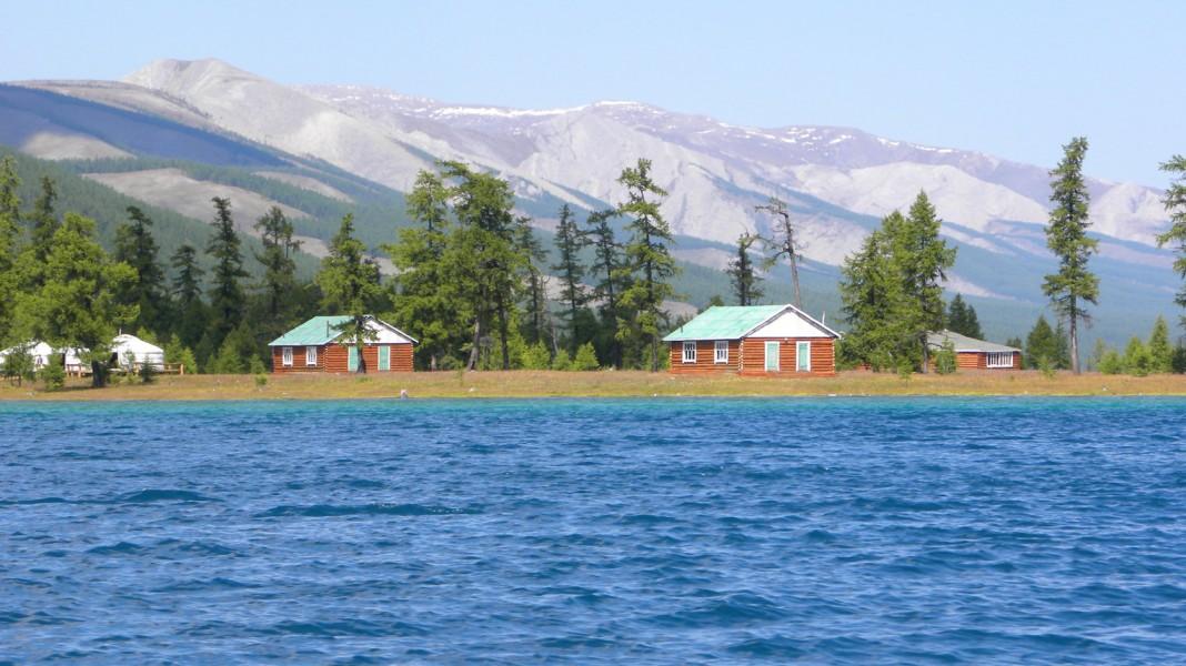 Great Lake Khuvsgul N.P.