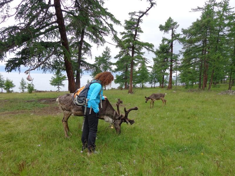 Khuvsgul Lake National Park