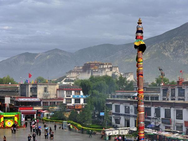 5 Days Lhasa Tibetan Yoga Tour