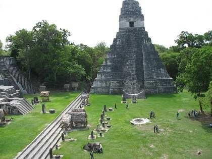 THE BEST OF GUATEMALA AND BELIZE TOUR