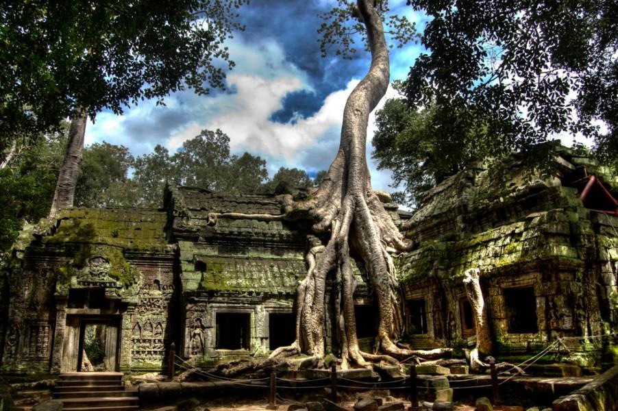Cambodia-Siem Reap