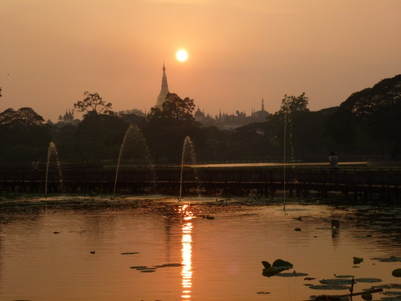 Myanmar Diversity 5 D/4 N tour