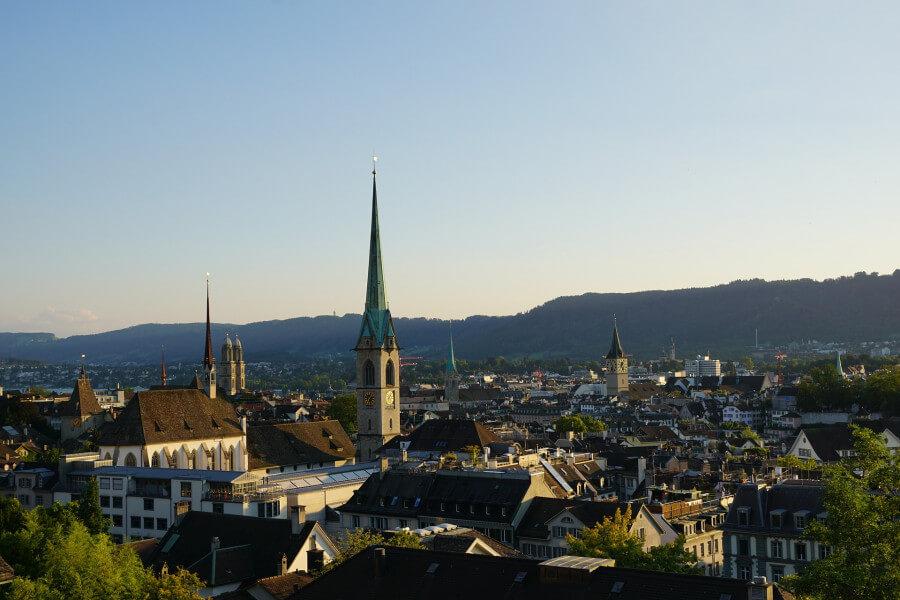 Whole day trip to Zurich