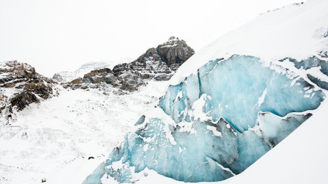 Top of Europe - Aletsch Glacier