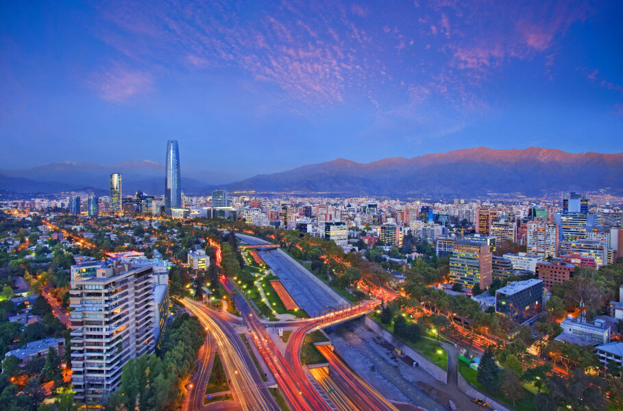 Santiago de Chile 4 Days
