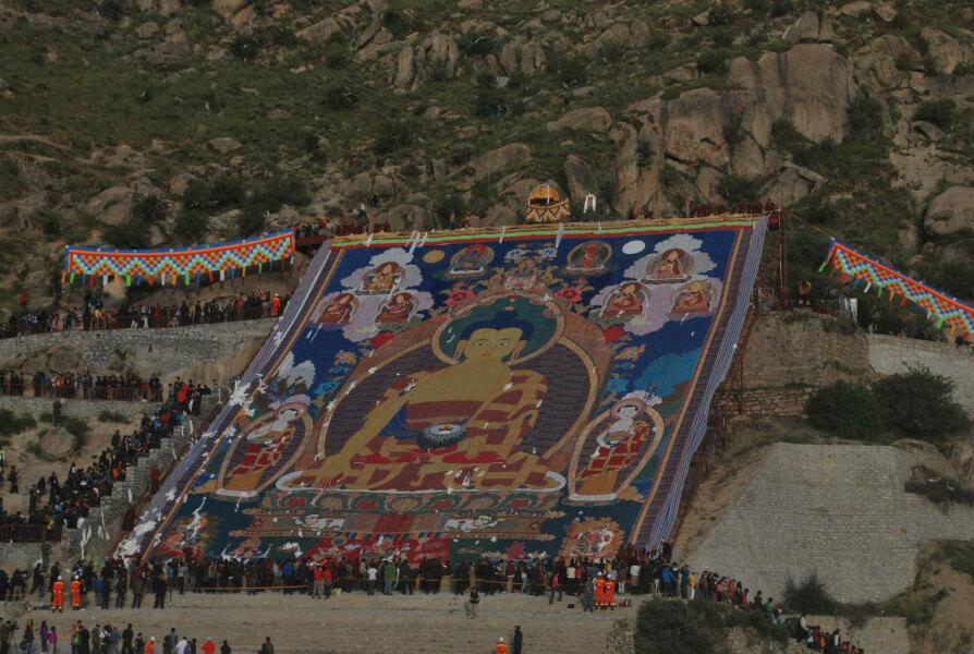Lhasa sightseeing tour