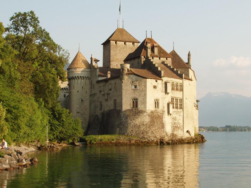 Montreux - Geneva Lake