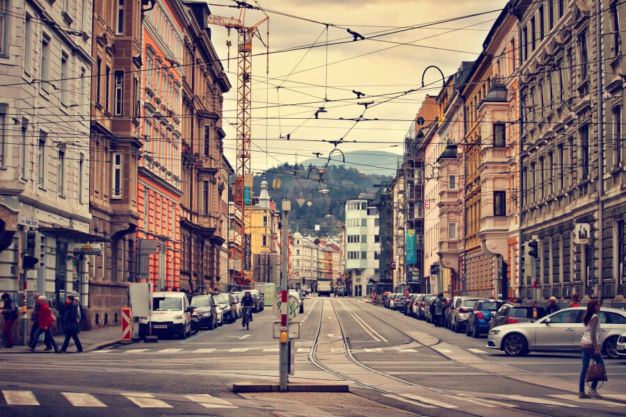 Discover beautiful cities of Austria in 9 days
