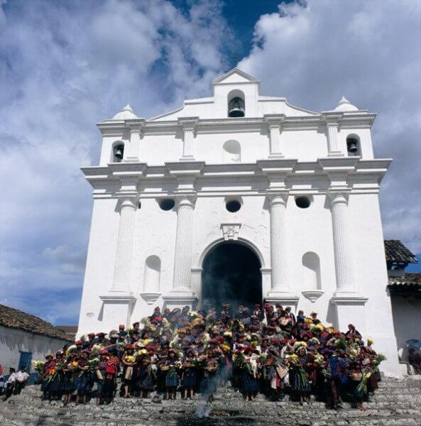 FIVE DAY GUATEMALA TOUR