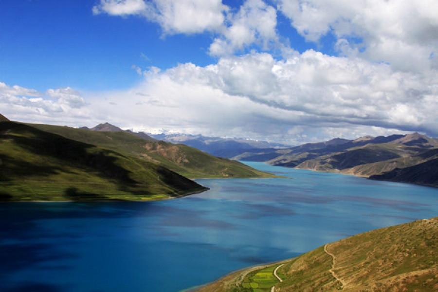 Lhasa – Yamdrok tso Lake - Lhasa