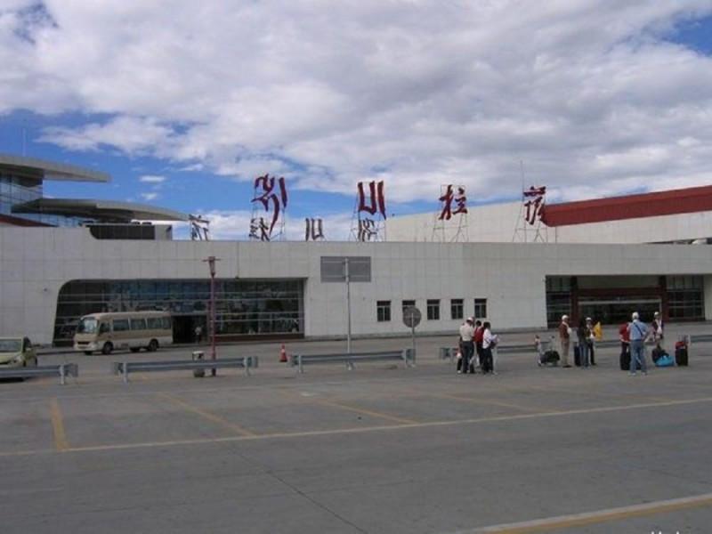 Lhasa - Departure
