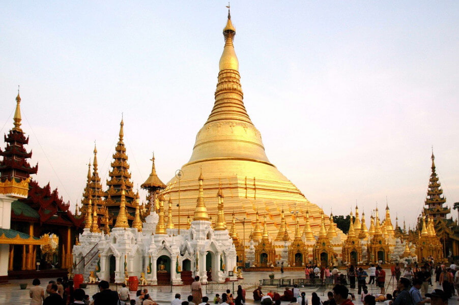 Discovery Of Myanmar Tour 8D7N