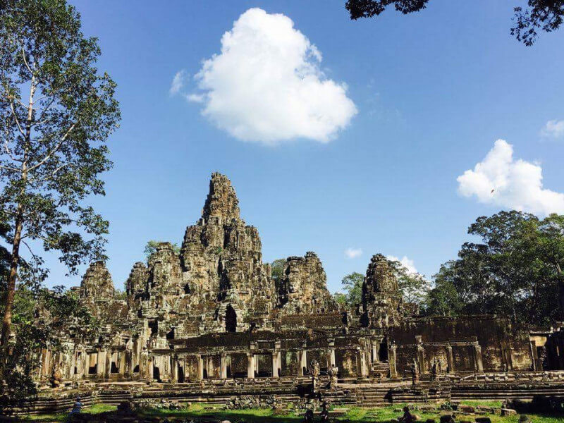 SIEM REAP – SIHANOUKVILE 4NIGHTS/5DAYS