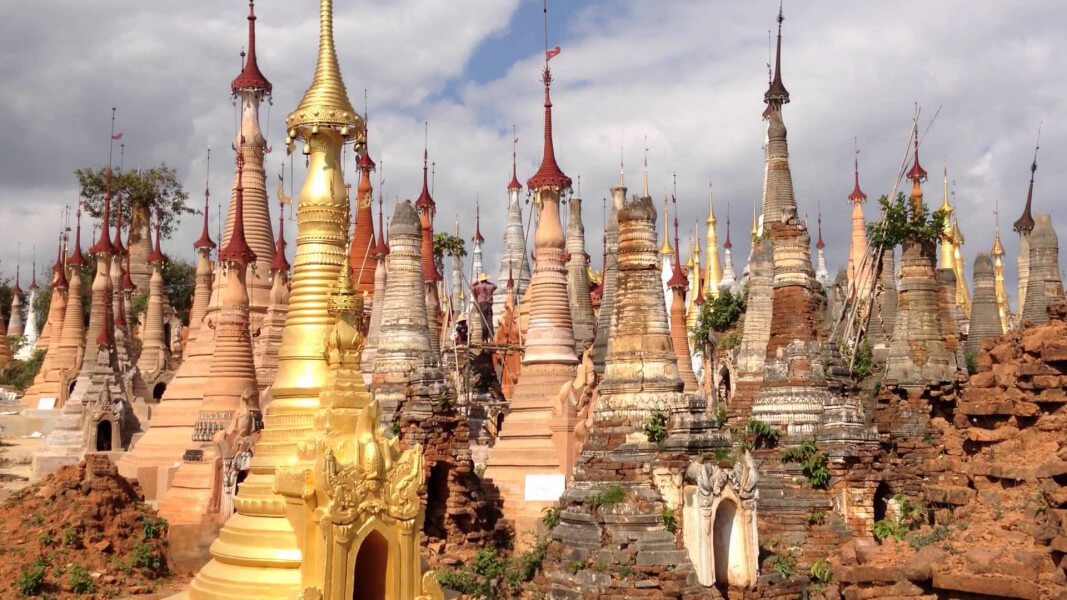 Highlights of Myanmar Tour & Beach 12D11N